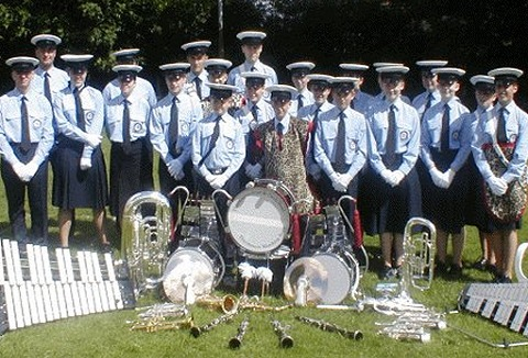 Link to the Thurmaston Marching Brass website