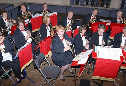 Link to the Hallamshire Military Concert Band website
