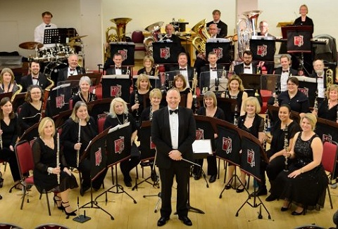 Link to the Huntingdonshire Concert Band website