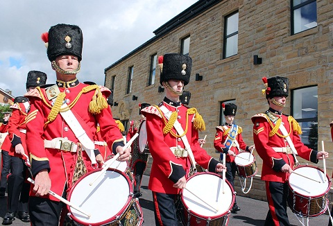 Link to the Royal Regiment of Fusiliers (Lancashire) website