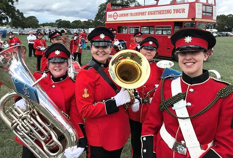 Link to the West Yorkshire Fire & Recuse Service Band website