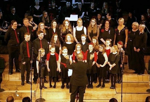 Link to the Castleford Young Musicians website