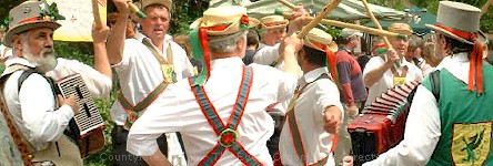 Find May Day Morris Dancers in our Directory